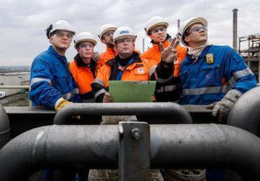 Oleum à la Mede, une école de formation aux métiers de l'industrie