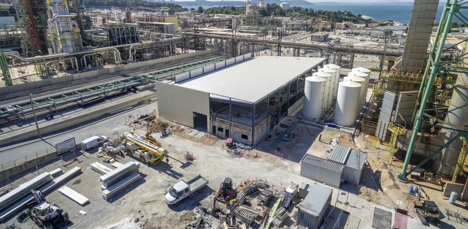Construction de l'unité AdBlue